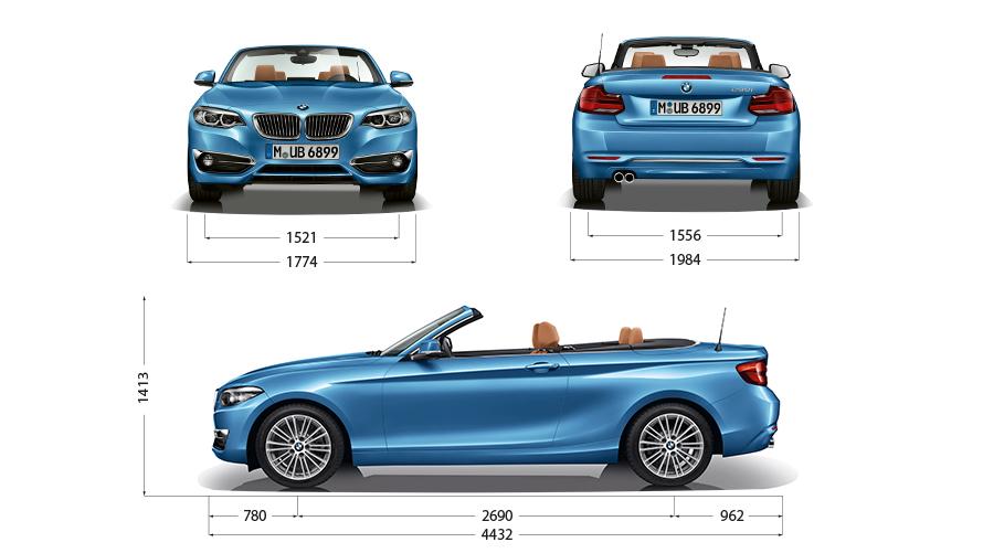 Technische Daten BMW M240i Cabrio