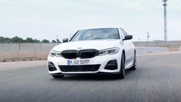 BMW 3er Limousine Front