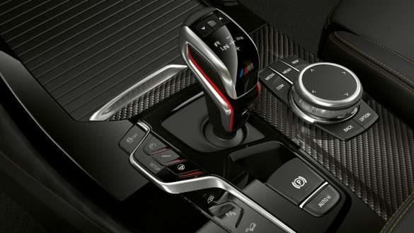 BMW X3 M 8-Gang M Steptronic Getriebe