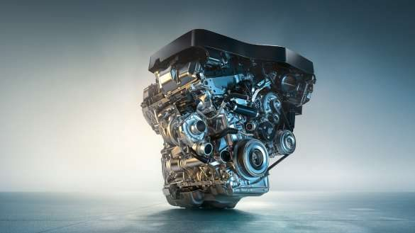 BMW TwinPower Turbo 4-Zylinder Benzinmotor