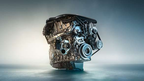 BMW X4 G02 TwinPower Turbo 4-Zylinder Benzinmotor 2021